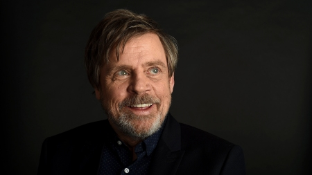 Mark Hamill 2020 April 1st Legends Inductee
