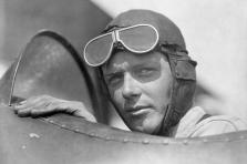 Charles Lindbergh 2020 April 1st Legends Inductee