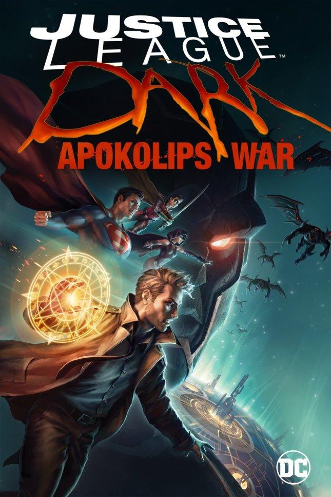 """SNEAK PEEK: """"Justice League Dark: Apokolips War"""