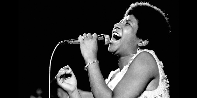 Aretha Franklin 2020 Legends August 1