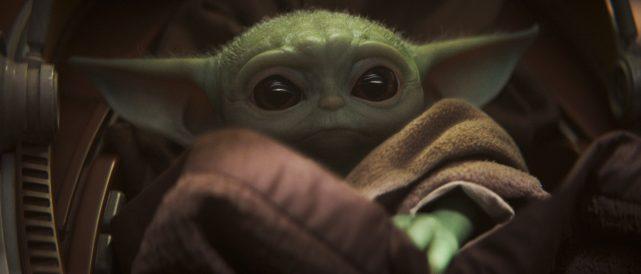 2020 Wild Card Inductee Baby Yoda