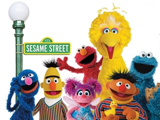 2020 Wild Card Inductee Sesame Street