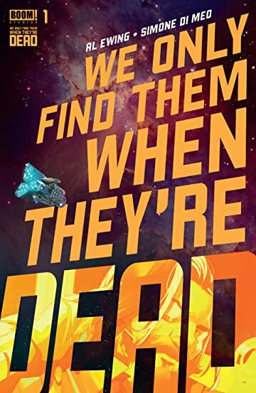REVIEW: We Only Find Them When They're Dead #1 — Comics Bookcase