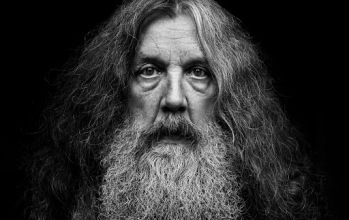 Alan Moore 2020 NGD Hero Games Award