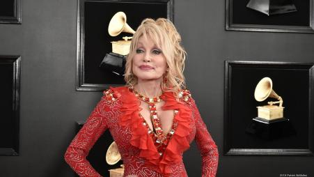 Dolly Parton 2020 Legends December 1