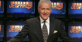 Alex Trebek 2021 Jan 1st Special Inductees (Game Show Hosts)