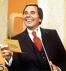 Gene Rayburn 2021 Jan 1st Special Inductees (Game Show Hosts)