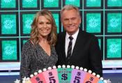 Pat Sajak & Vanna White 2021 Jan 1st Special Inductees (Game Show Hosts)