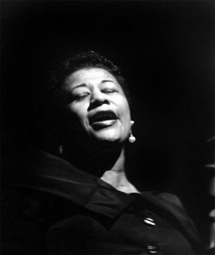 Ella Fitzgerald 2021 Legends April 1