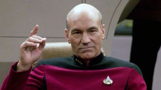 Captain Jean-Luc Picard Wild Card 2021 Inductee