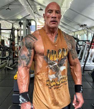 "Dwayne ""The Rock"" Johnson Class of 2021"