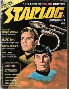 Starlog Magazine Wild card Inductee 2021
